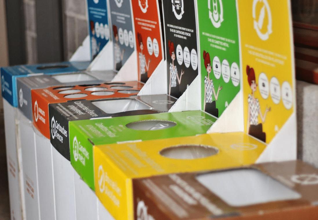 Be Square : 1er centre d'affaires Ecoresponsable, zéro déchet à Roubaix avec des partenaires engagés